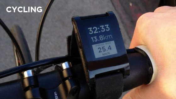 Pebble cycling
