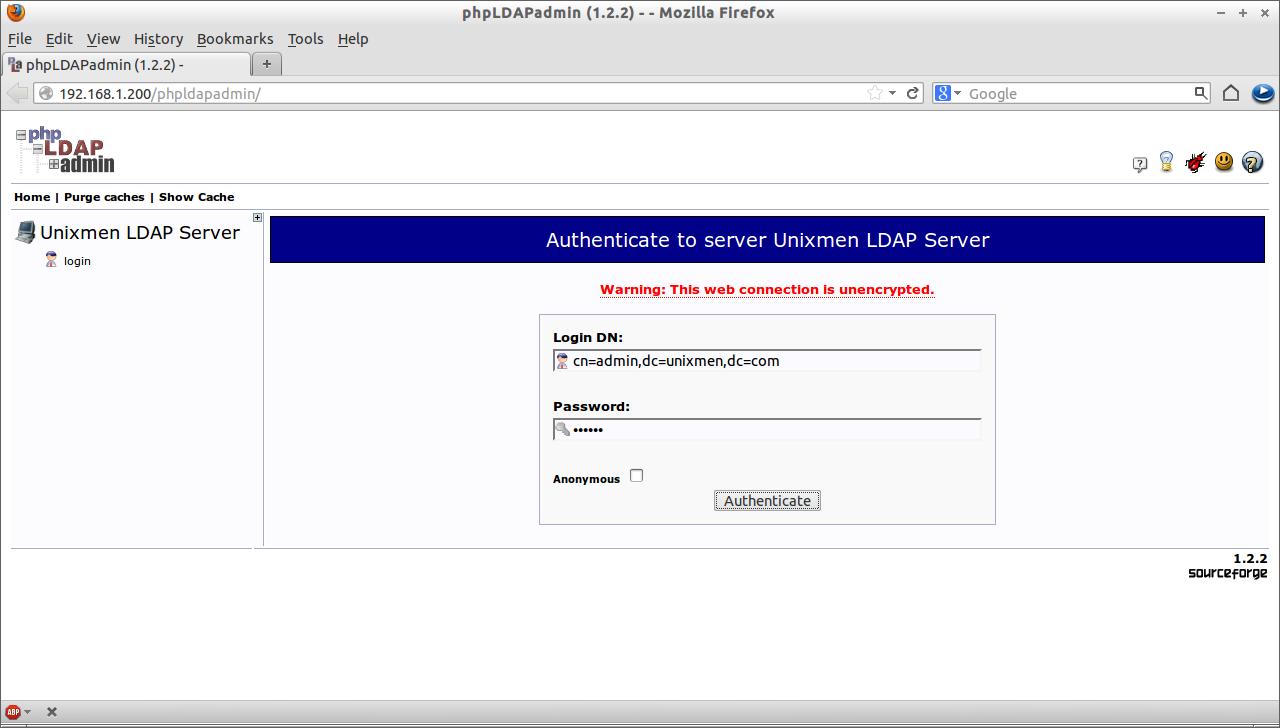 phpLDAPadmin (1.2.2) - - Mozilla Firefox_013