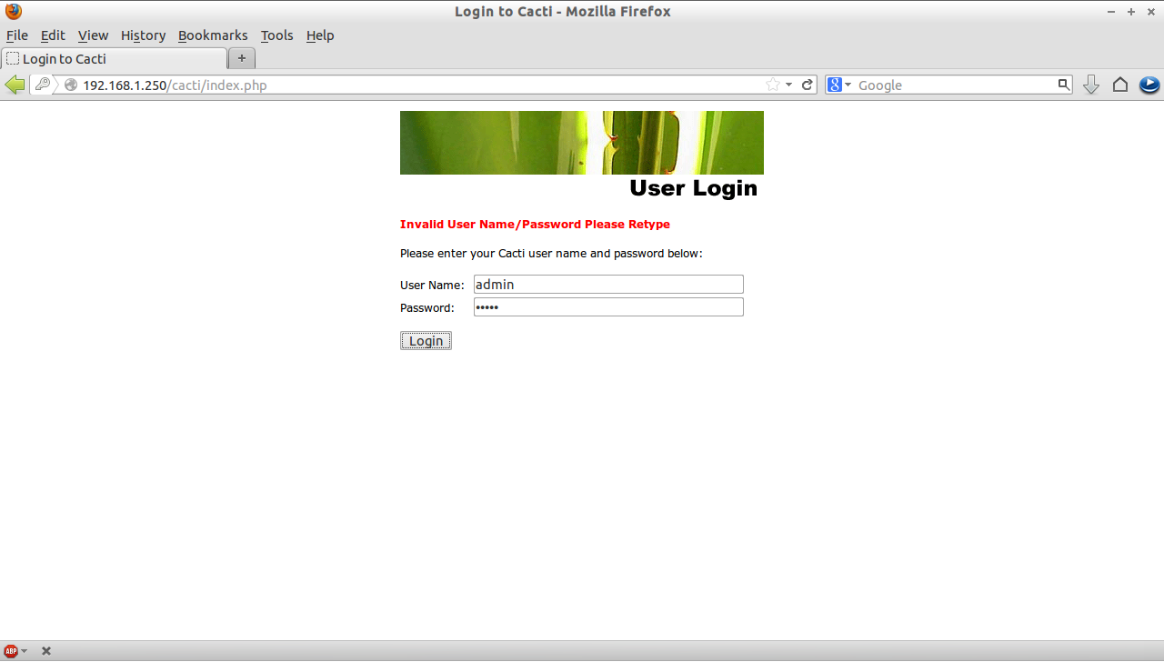 Login to Cacti - Mozilla Firefox_007