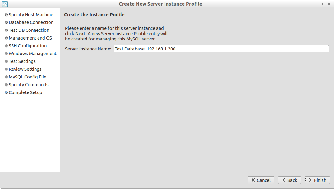 Create New Server Instance Profile_006