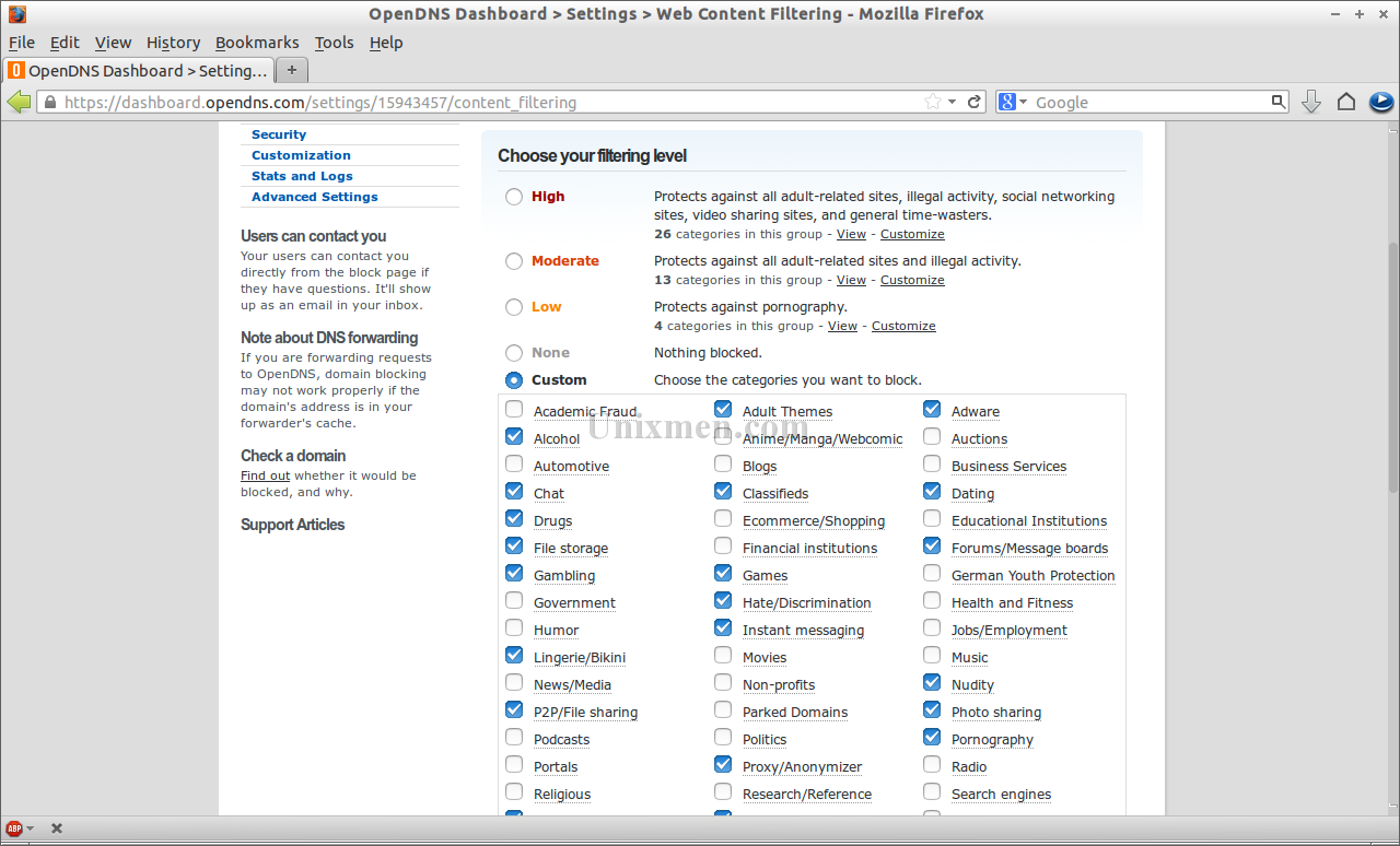 OpenDNS Dashboard - Settings - Web Content Filtering - Mozilla Firefox_016