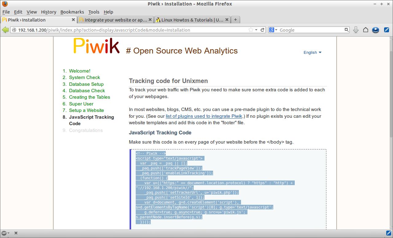 Piwik › Installation - Mozilla Firefox_008