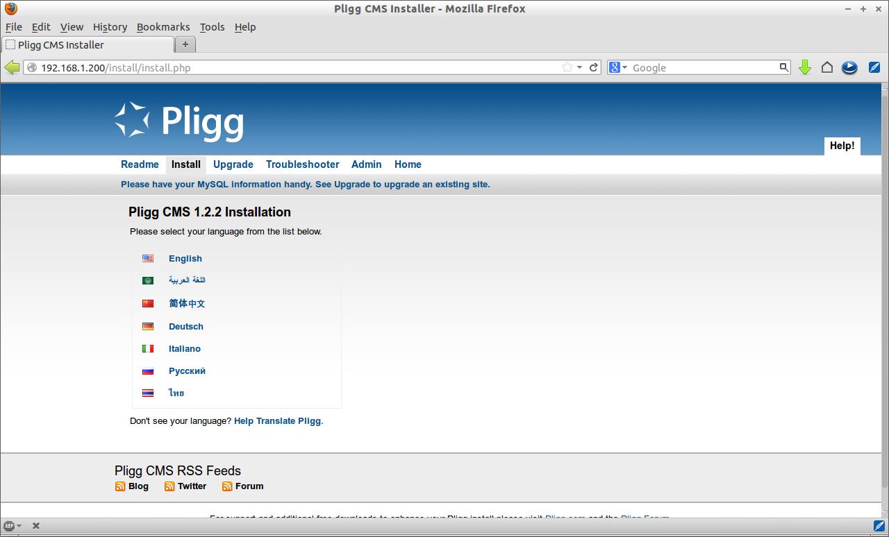 Pligg CMS Installer - Mozilla Firefox_002