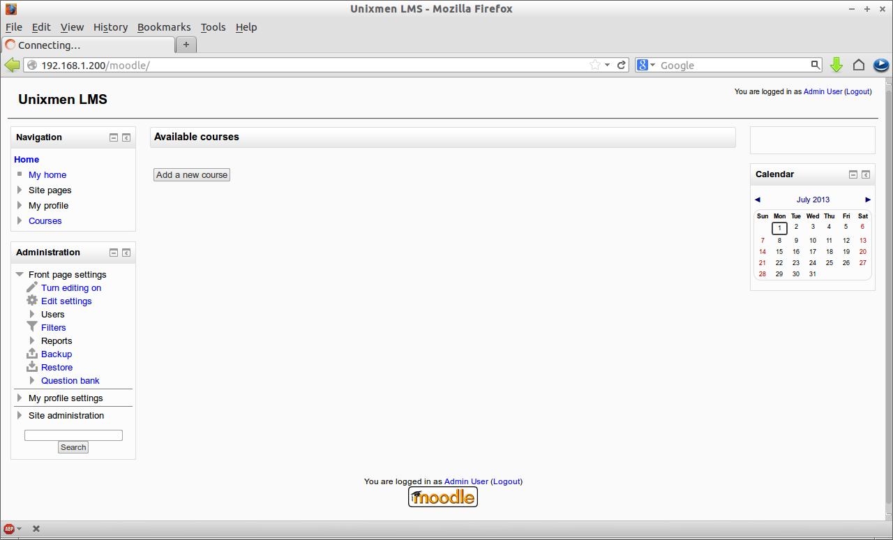 Unixmen LMS - Mozilla Firefox_012