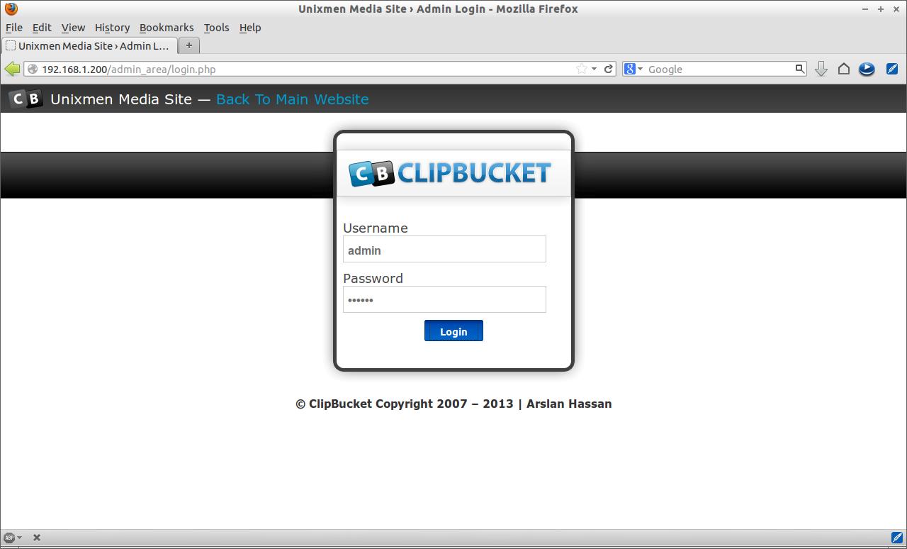 Unixmen Media Site › Admin Login - Mozilla Firefox_028