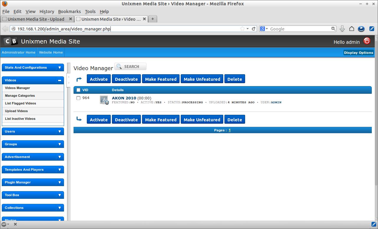 Unixmen Media Site › Video Manager - Mozilla Firefox_041