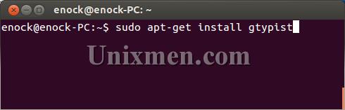 install-gtypist