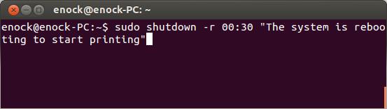 schedule-reboot