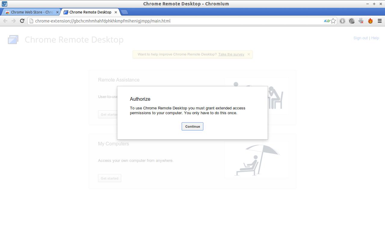 Chrome Remote Desktop - Chromium_002