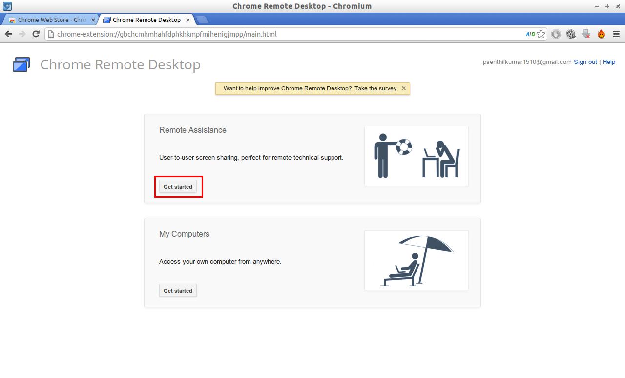Chrome Remote Desktop - Chromium_004