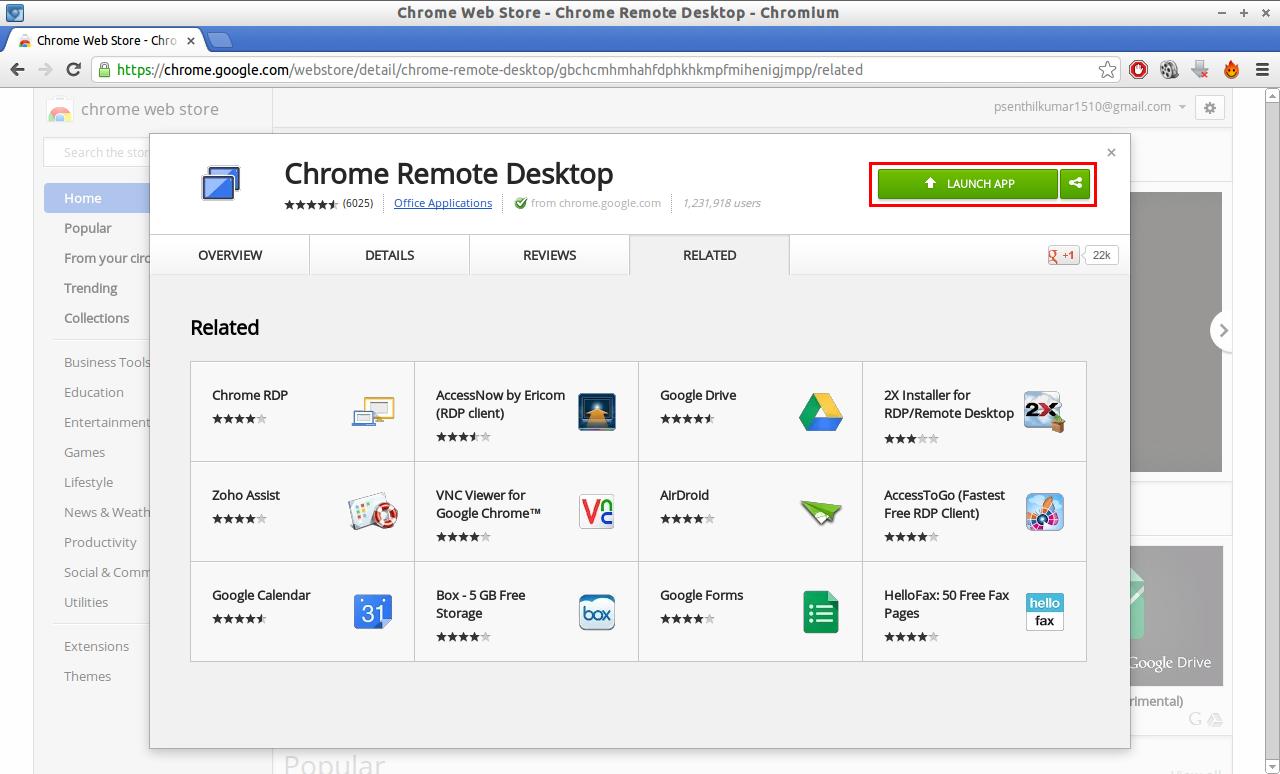 Chrome Web Store - Chrome Remote Desktop - Chromium_001