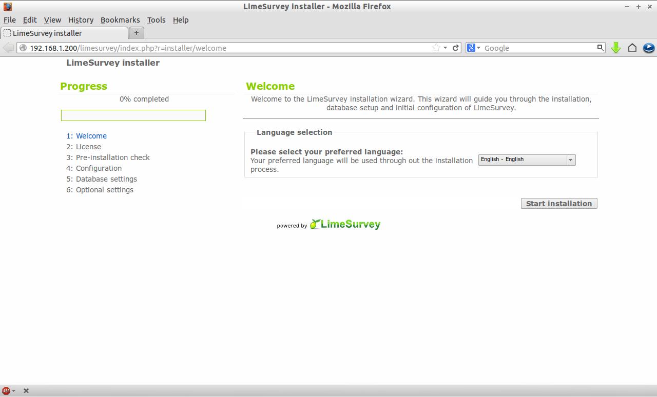 LimeSurvey installer - Mozilla Firefox_001