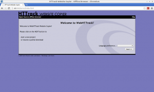 HTTrack Website Copier - Offline Browser - Chromium_003