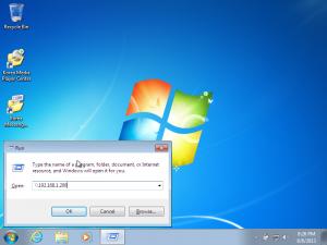 Windows 7, 1 nic, bridge, internet [Running] - Oracle VM VirtualBox_004