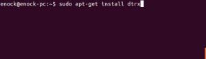 dtrx-install