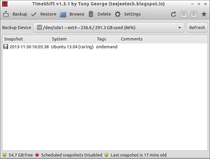 TimeShift v1.3.1 by Tony George (teejeetech.blogspot.in)_002
