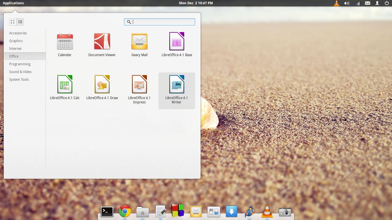 LibreOffice_Dash_Elementary_OS_Luna