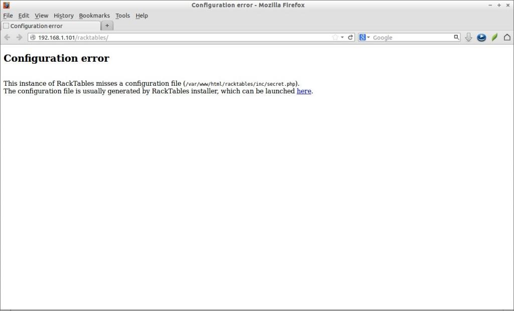 Configuration error - Mozilla Firefox_001