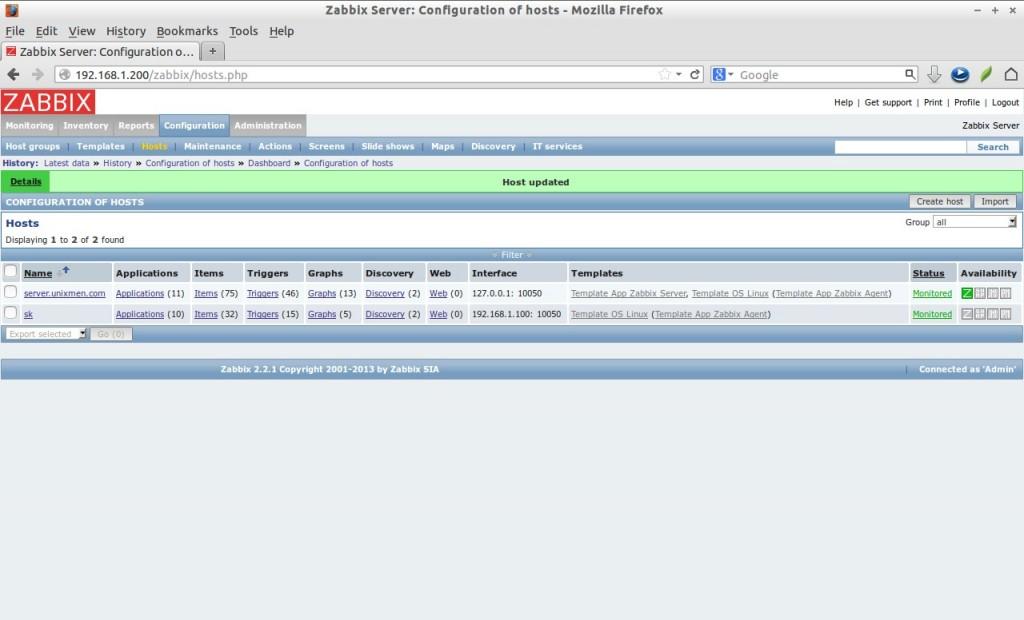 Zabbix Server: Configuration of hosts - Mozilla Firefox_037