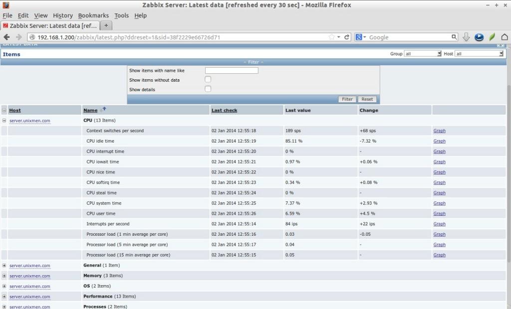 Zabbix Server: Latest data [refreshed every 30 sec] - Mozilla Firefox_020