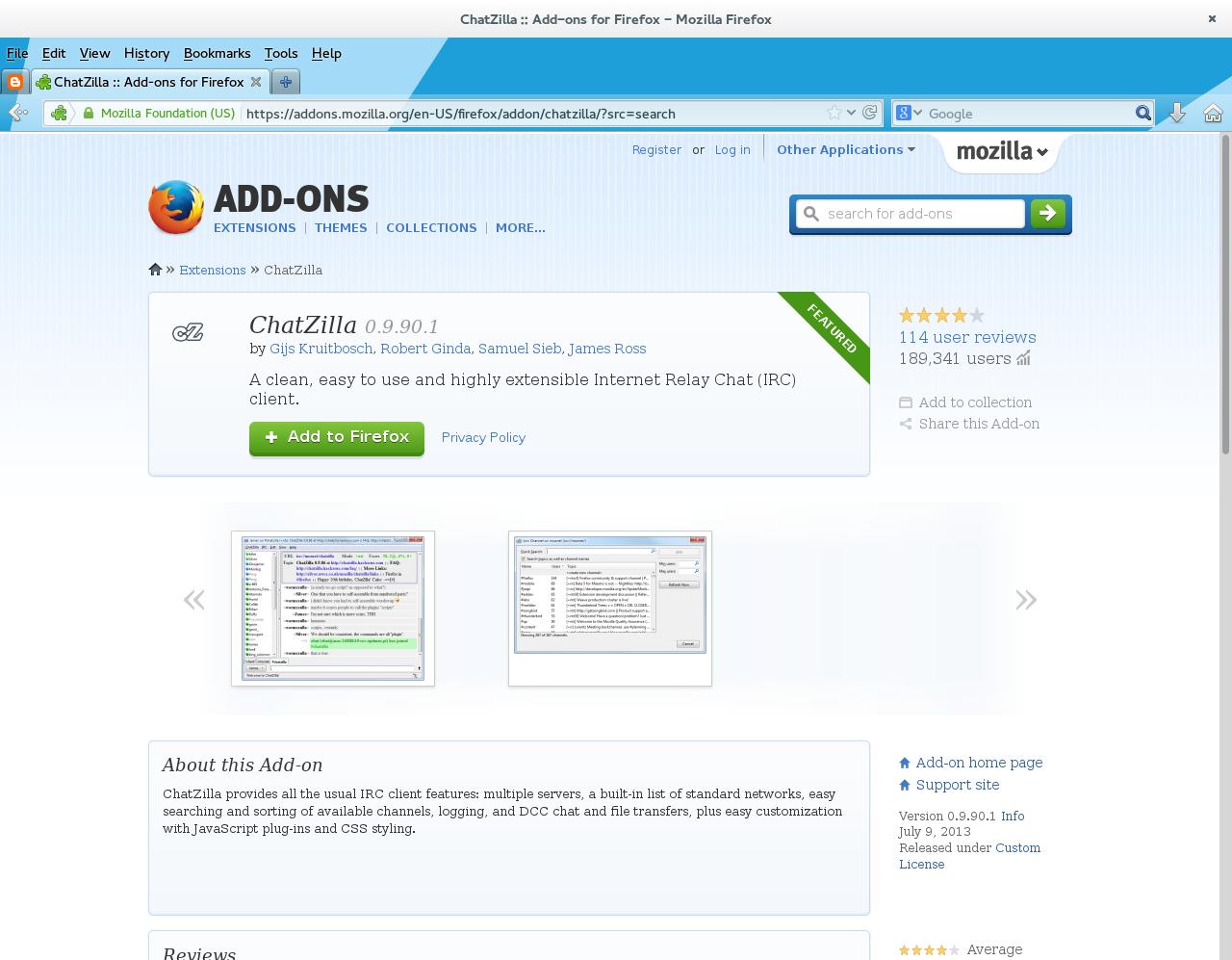 ChatZilla_Addon