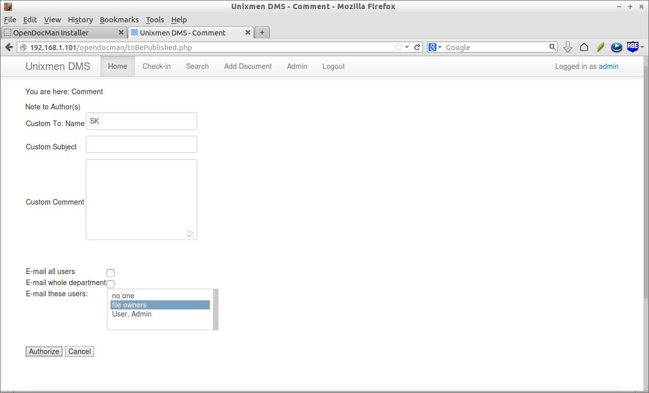 Unixmen DMS - Comment - Mozilla Firefox_018