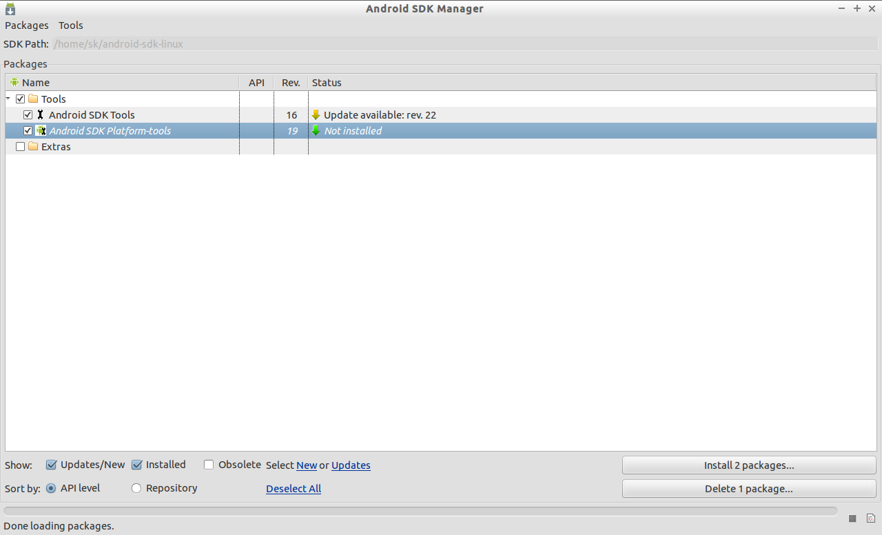 Android SDK Manager _002