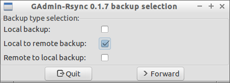 GAdmin-Rsync 0.1.7 backup selection_004