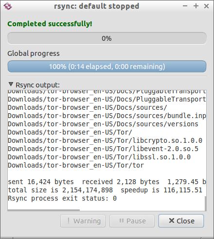 rsync: default stopped_008