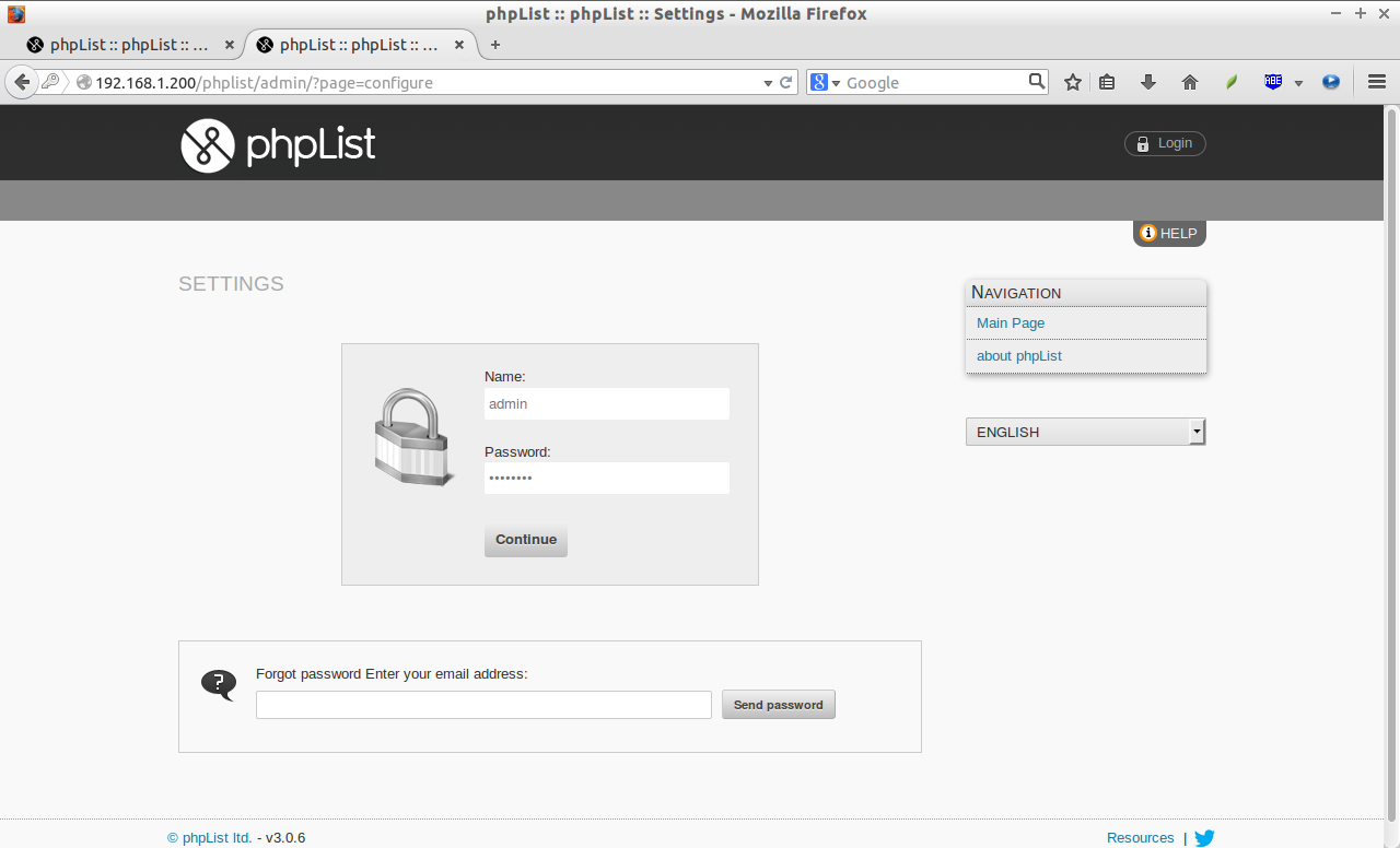 phpList :: phpList :: Settings - Mozilla Firefox_006