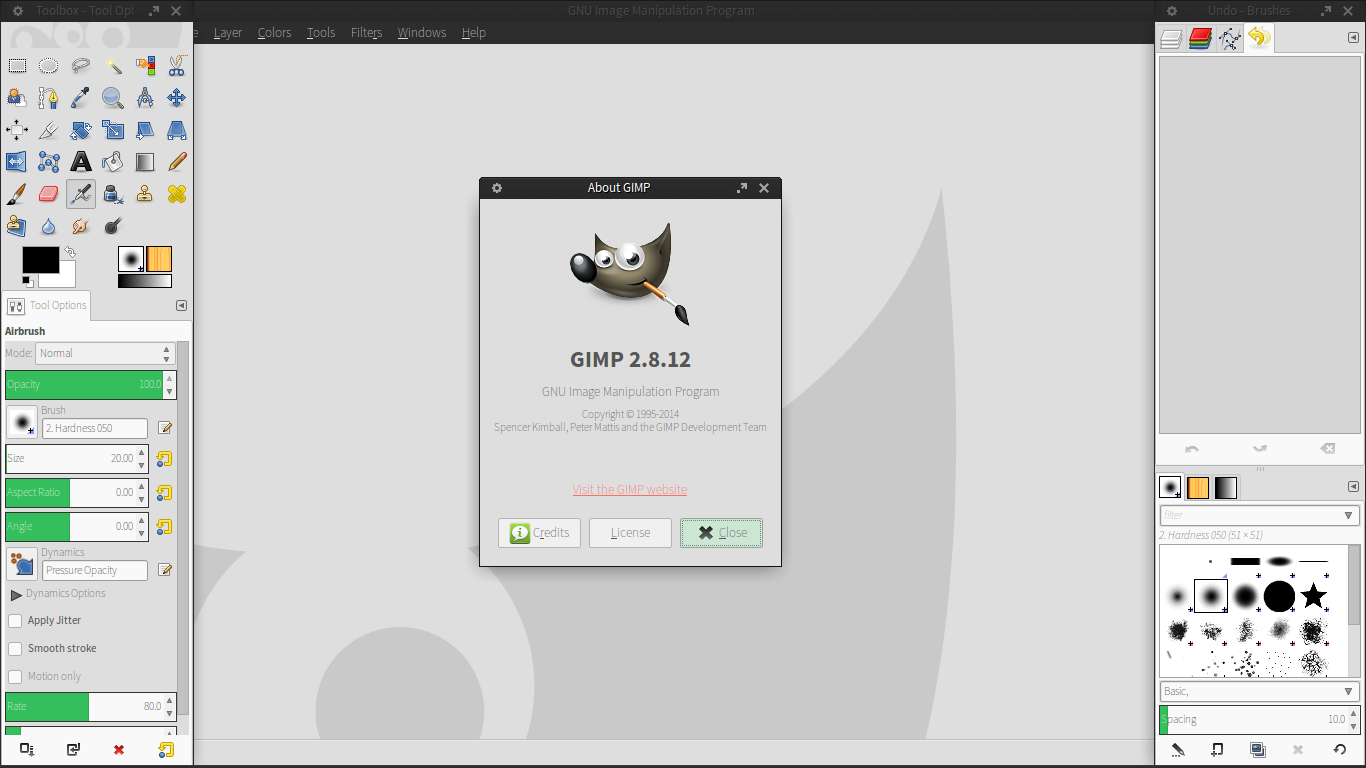 GIMP_2_8_12_Enock_Manjaro