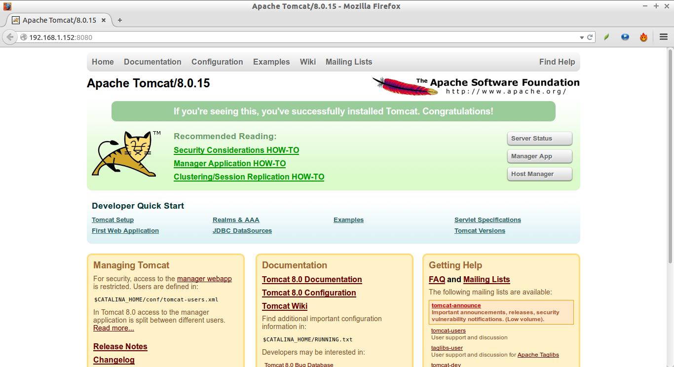Apache Tomcat-8.0.15 - Mozilla Firefox_001