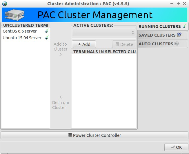 Cluster Administration : PAC (v4.5.5)_016