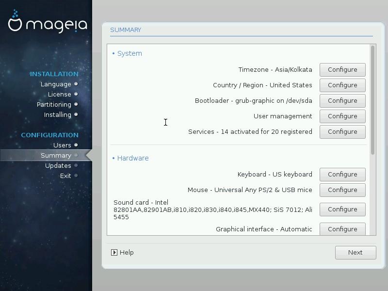 Mageia 5 [Running] - Oracle VM VirtualBox_014
