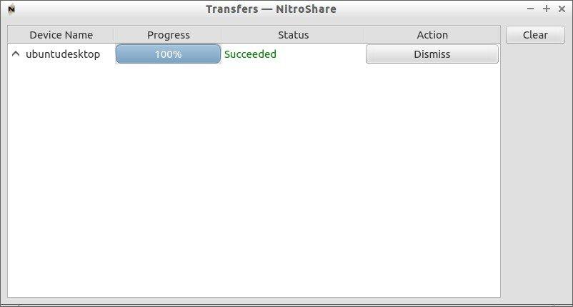 Transfers — NitroShare_009