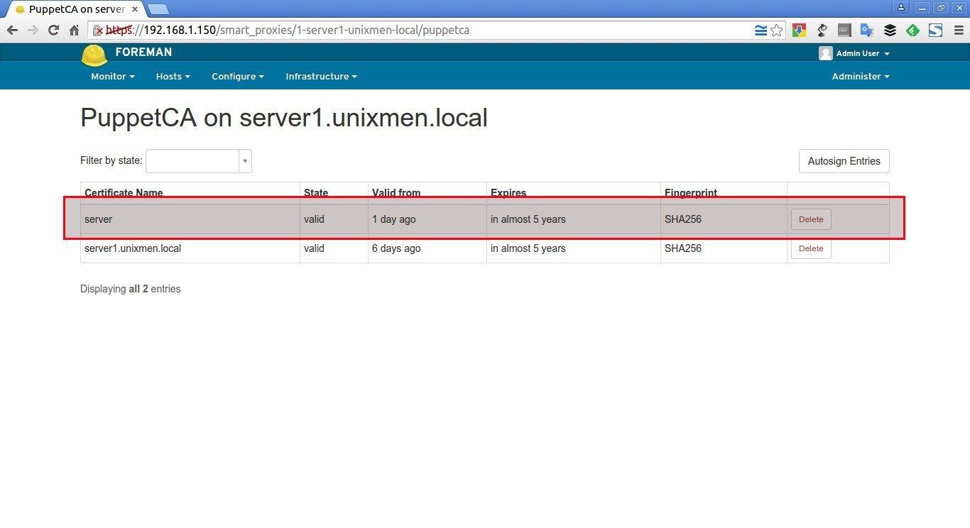 PuppetCA on server1.unixmen.local – Google Chrome_002