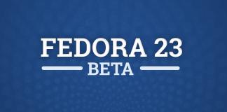 fedora 23 beta