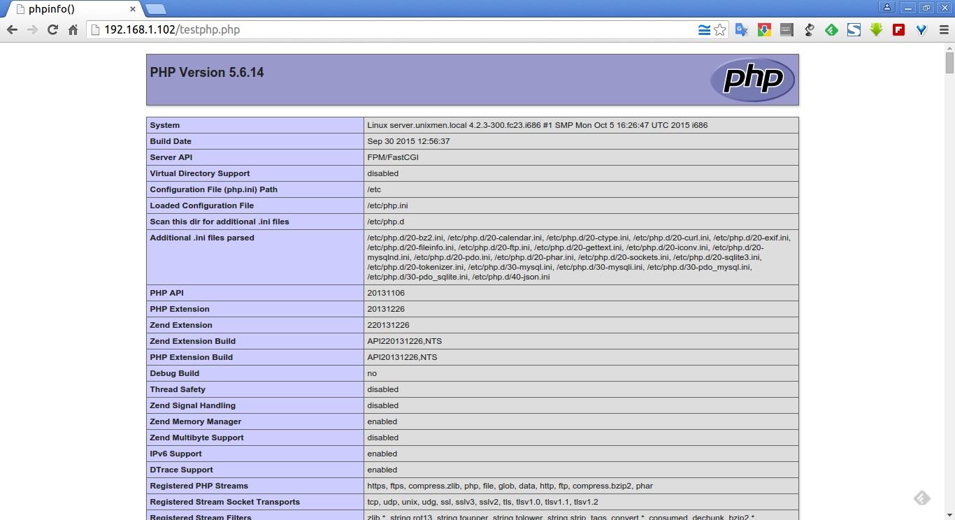 phpinfo() - Google Chrome_003