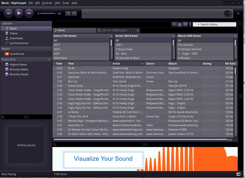 Screenshot themes 1