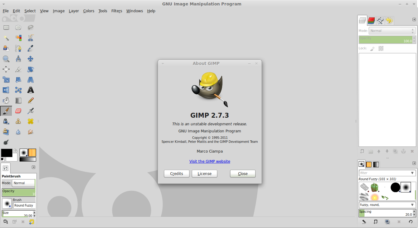gimp2.73
