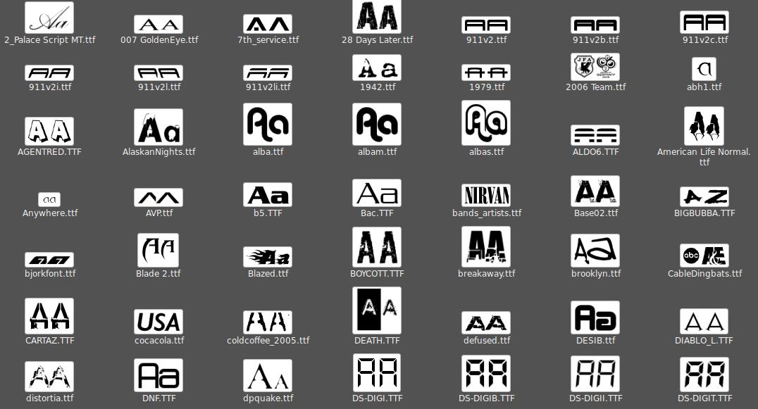 fonts1