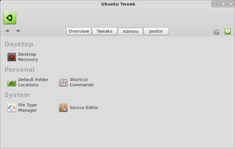 Ubuntu Tweak 003